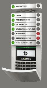 alarmsystem til erhverv