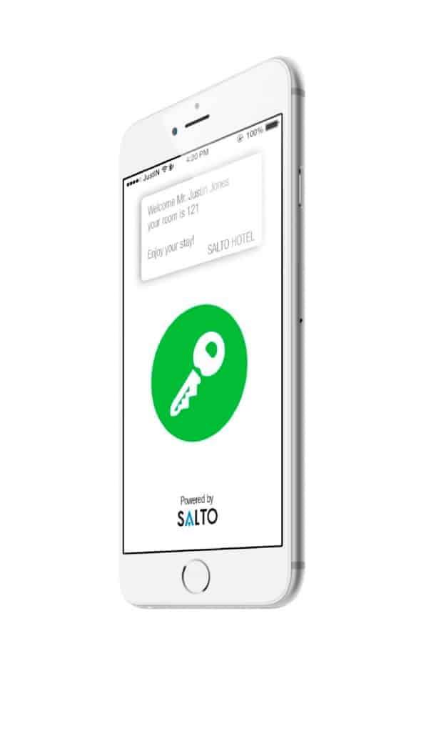 app til adgangskontrol
